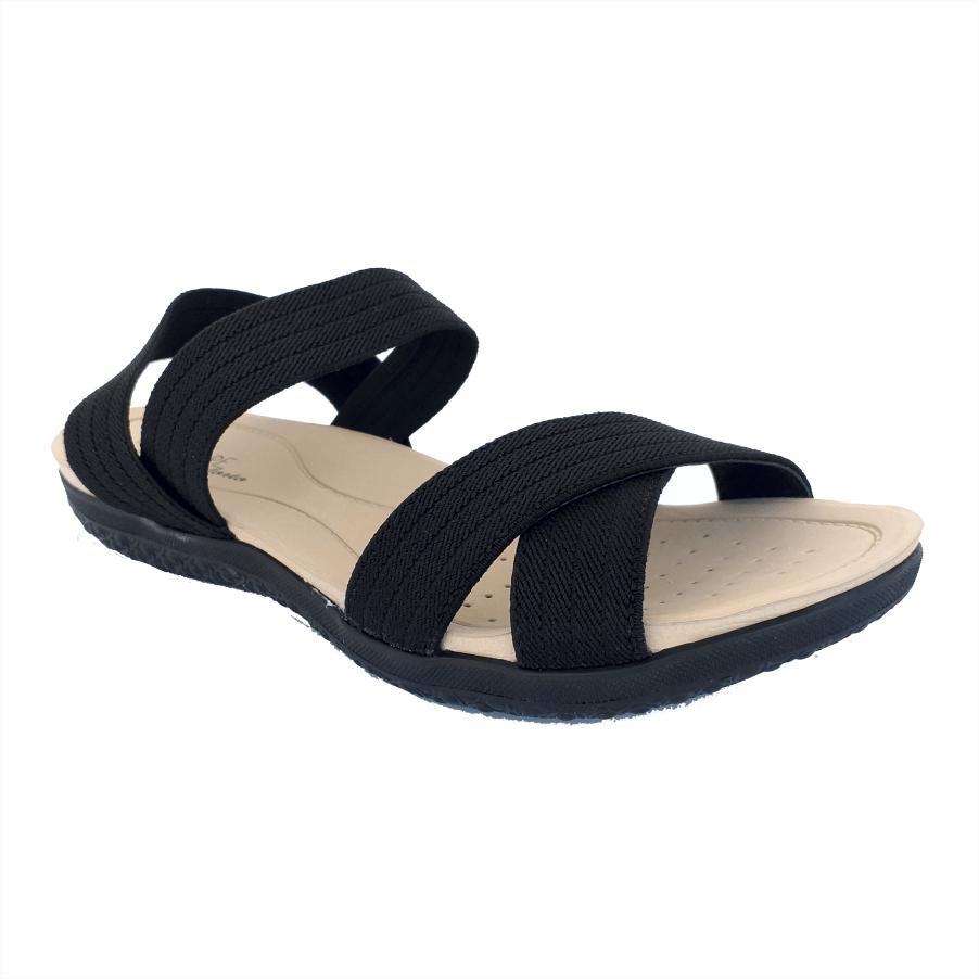 Sandália Modare Ultra Conforto Toda em Elástico Feminina - 712521518575