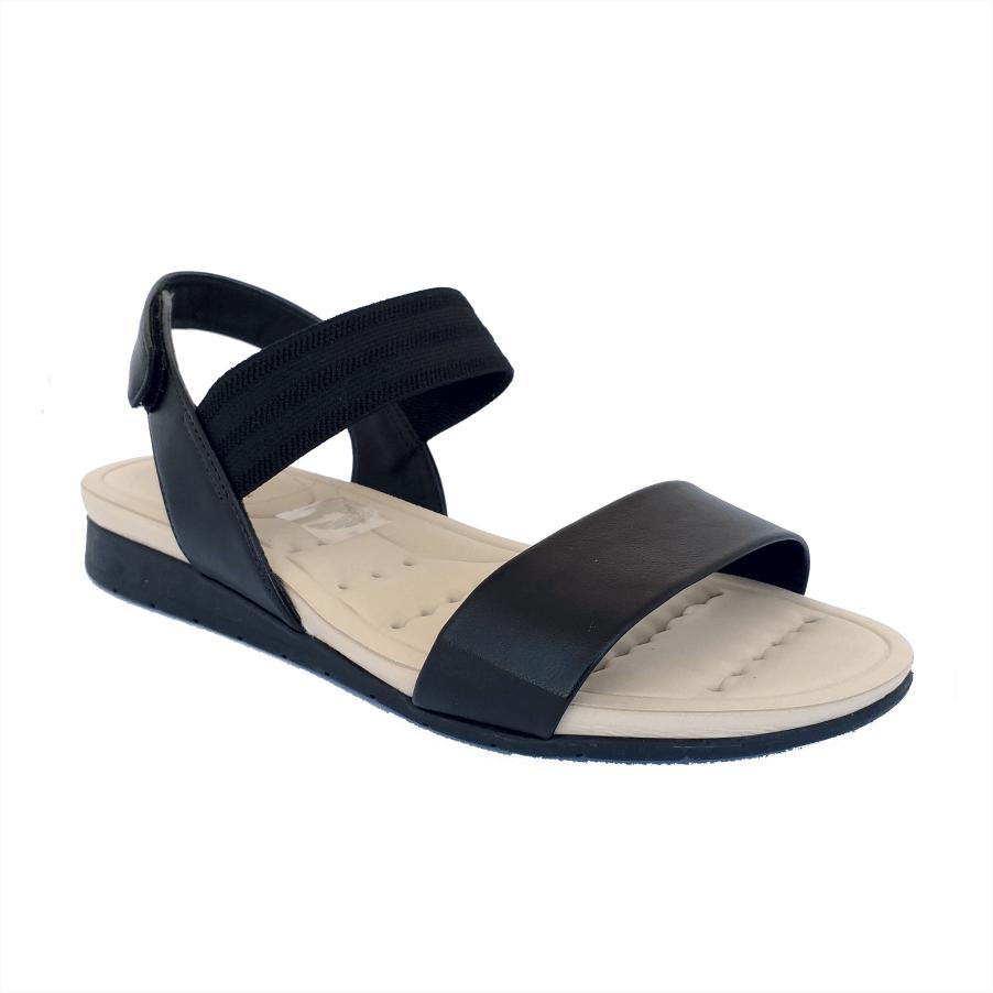 Sandália Modare Ultraconforto Ajuste Elástico e Velcro Feminina - 711311213745