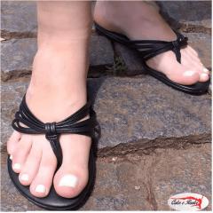 Rasteira Beira Rio Napa Feminina - 841810111059