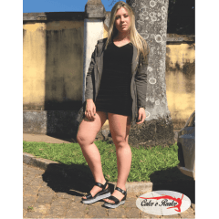 Sandália Bebecê Flatform
