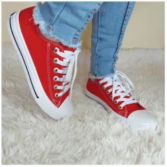 Tênis Star Feet Casual Skatista Lona Feminino - 3600FL