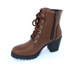Bota Mega Boots Cano Curto Feminina - 1417