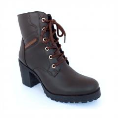 Bota Mega Boots Cano Curto Feminina - 1418