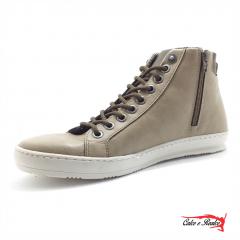 Botinha Mega Boots Masculina Ziper lateral dentro - 15015A