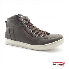 Botinha Mega Boots Masculina Ziper lateral fora - 15016A