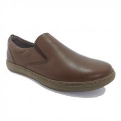 Sapatenis Mega Boots Couro Legítimo Masculino - 15036