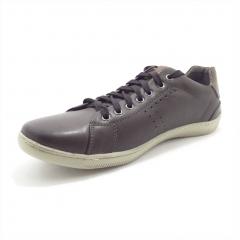 Sapatenis Mega Boots Couro Legítimo Masculino - 16013