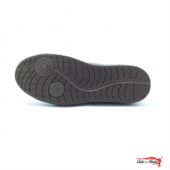 Sapatenis Mega Boots Masculino Couro Ziper Lateral - 16005