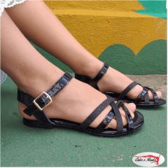 Sandália Molekinha Infanto Juvenil Feminina - 230922115250